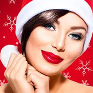Freshen your face for the holidays